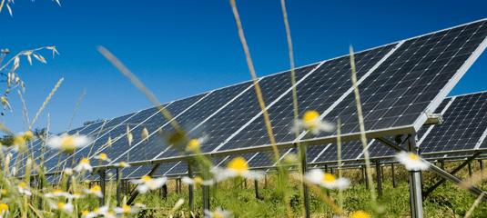 Sol som vedvarende energikilde