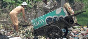 Affaldssortering i Ha Nam