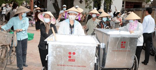 Vietnam - et land i udvikling