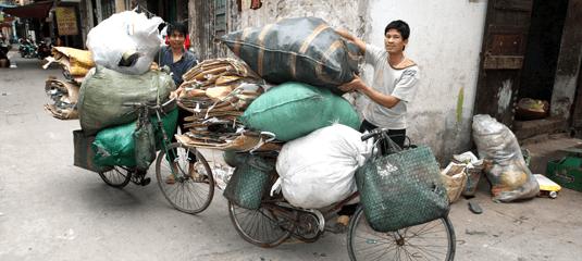 Et strategisk samarbejde i Vietnam