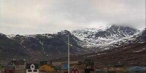 Kvanefjeld på Grønland