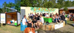 UngEnergi er bæredygtige på Northside 2014