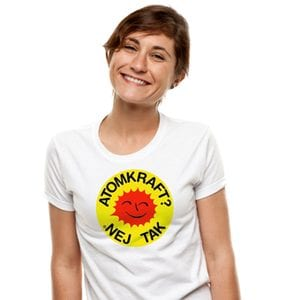 Produkt T-shirt Atomkraft nej tak