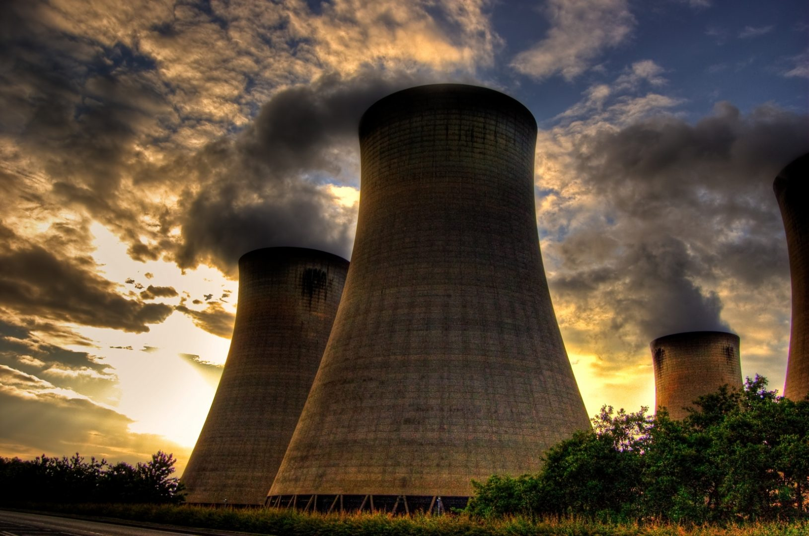 Coal Power Plant. Photo: Belt and Road News
